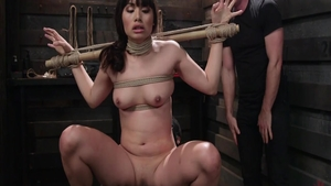 Fetish BDSM with babe Milcah Halili as well as Mickey Mod
