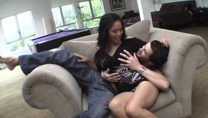 Sex in the company of sexy asian MILF Jessica Bangkok