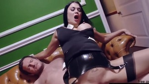 Large tits Samantha Bentley handjob ass fucking