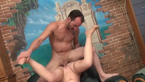 Ass to mouth between gorgeous french amateur