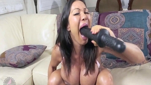 Very kinky latina stepmom Ava Devine goes in for good fuck