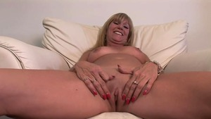 Large tits blonde POV got fucked hard at casting