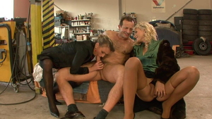 Tight european girl Christina Lee loves fucked by George Uhl