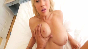 Big tits mature Kylie Page has a passion for slamming hard