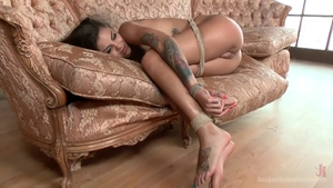 Bonnie Rotten domination ass fucking in HD