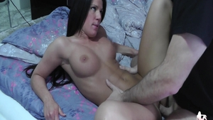 Erotic amateur Athina Love wishes for plowing hard