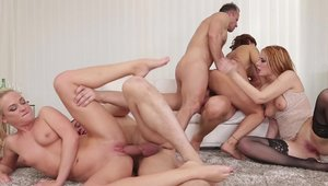 Young brunette Vinna Reed has a soft spot for sex