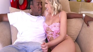 Stepmom Zoey Monroe has a passion for plowing hard