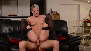 Nailed rough starring big ass blonde babe Mia Wallace in HD