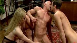 Aiden Starr ass pounded