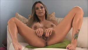 Nadia Styles dirty talking outdoors in HD