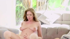 Lena Paul in company with Carter Cruise facesitting HD