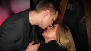 Candice Dare in tandem with Alex Mack gangbang