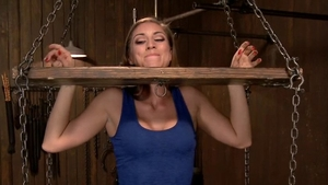 Submissive BDSM together with Rilynn Rae