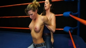 Ariel X next to Christina Carter 3some in HD