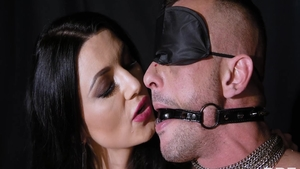 BDSM together with super hot Ania Kinski & Dorian Del Isla