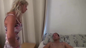Hard nailining in the company of super hot french blonde