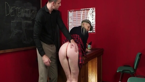 Raw sex lewd blonde haired Lexi Lou