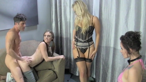 Hard pounding escorted by dirty american doctor Ashley Fires