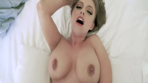 Inked Britney Amber cock sucking reverse cowgirl