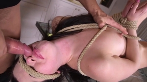 Ramming hard in company with pornstar Cassie Fire