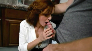 Orgasm along with mature Andi James