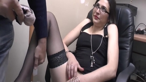 Pussy eating glamour french in HD