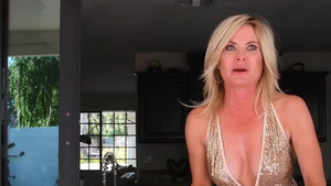 Big butt american stepmom craving extreme rough nailing in HD