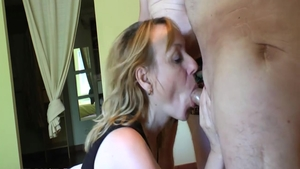 Hardcore sex along with charming french amateur