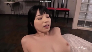 Creampie hairy japanese in HD