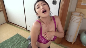 Sex with toys wild japanese in stockings