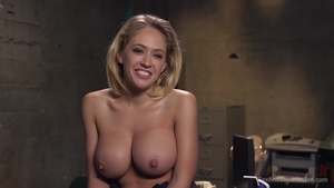 MILF Kagney Linn Karter accompanied by Kagney Linn BDSM