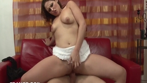 Good fuck with passionate french chick
