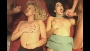 Petite supermodel art pussy fuck group sex in HD