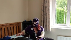 Fetish hard ramming in the company of amateur