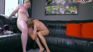Huge deutsch blonde babe agrees to nailed rough