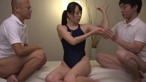 Very kinky asian wishes for slamming hard wearing suit HD