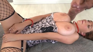 Fingering porn among big tits rough Lucie Wilde