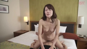 Censored hard pounding in the company of asian mature