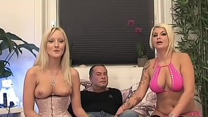 Sexy hooker first time cumshot at the castings