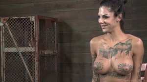 Bonnie Rotten is really inked stepmom