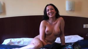 Double penetration at the audition HD