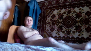 Hardcore sex in the company of russian amateur