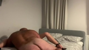 Hard ramming escorted by super hot amateur