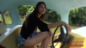 Finds dick to fuck outdoors