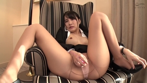 Fetish japanese sex with toys at castings