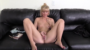 Creampied at casting