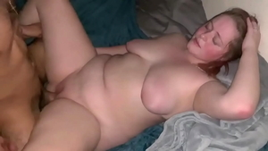 Tight mexican whore pussy fucking