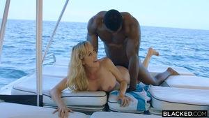 Brandi Love interracial banging