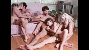 Group sex starring hairy